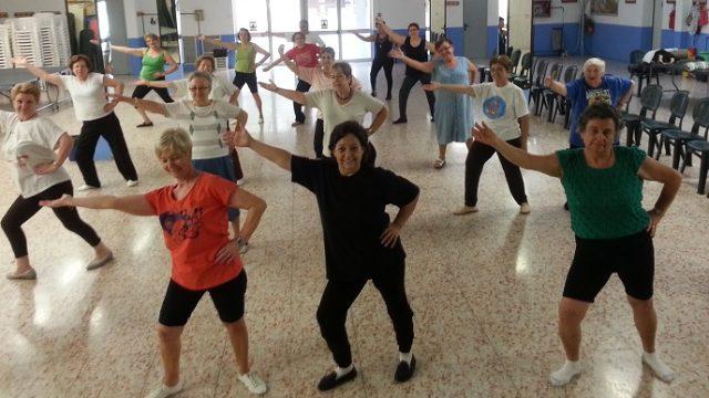 La danza terapéutica